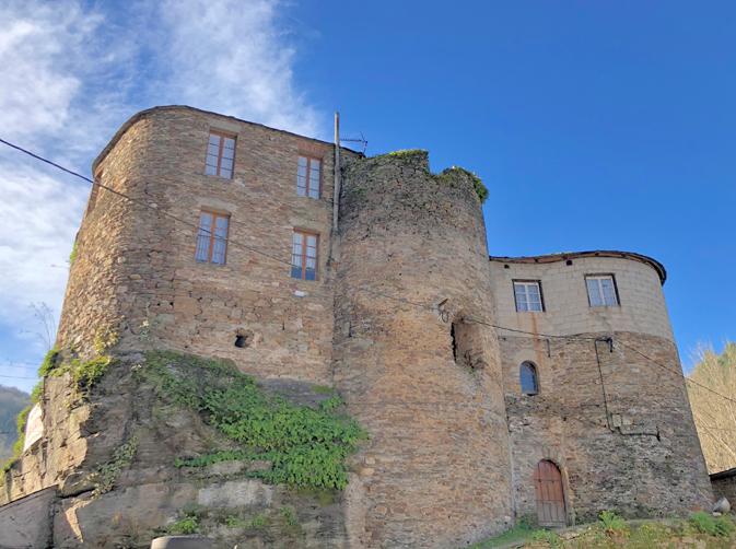 Castillo de Navia